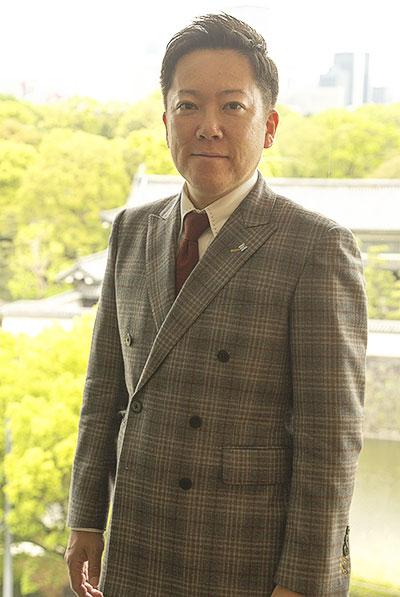 代表取締役社長兼グループCEO 藤田 恭嗣